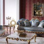 Set Sofa Tamu Mewah Terbaru Jepara