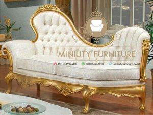 Sofa mewah ukir jepara terbaru