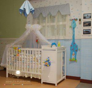ranjang bayi minimalis modern terbaru