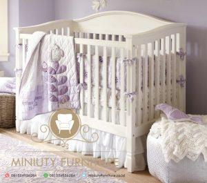 tempat tidur anak kecil modern