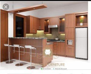 Kitchen set mewah minimalis terbaru