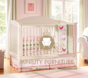 tempat tidur anak simple minimalis modern