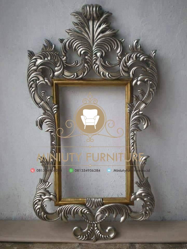 cermin dinding cekung, cermin dinding murah,model cermin dinding kayu jepara, cermin hias dinding ukiran klasik, cermin dinding ukiran, mebel furniture, cermin hias dinding murah, miniuty furniture
