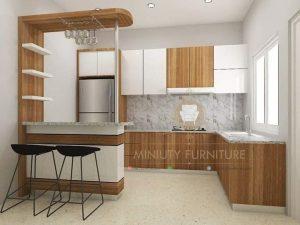 dapur minimalis multiplek