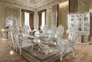desaign dining room set victorian, european & classic