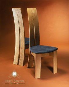 kursi makan blok kayu trembesi jepara