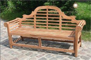 marlboro park bench, bangku taman jepara