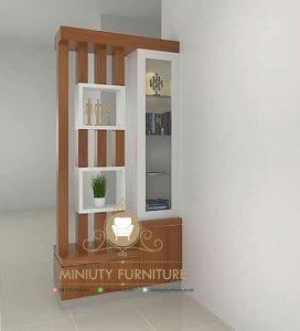 partisi penyekat ruangan model minimalis modern