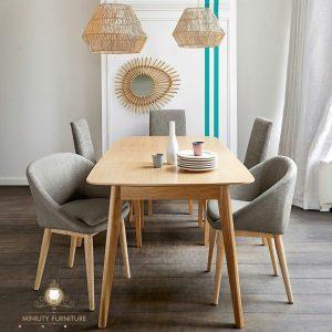 set meja makan, meja cafe model terbaru