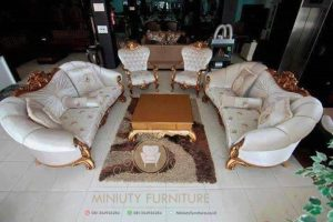 set sofa ruang tamu mewah turki arabian