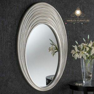 cermin hias dinding model terbaru