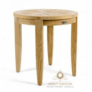 cofe table kayu jati jepara terbaru
