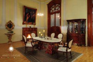 dining room set klasik modern
