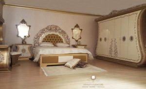 kamar set mewah modern spanyol style