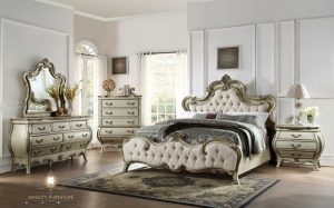 kamar set ukir klasik modern