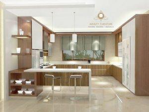 kitchen set minimalis modern terbaru