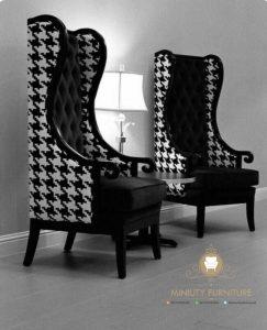 kursi sofa teras mewah modern
