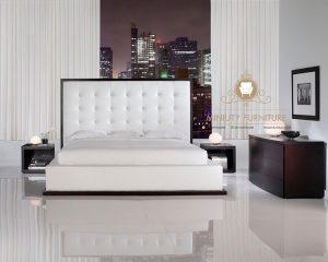 master bedroom minimalis kayu jati jepara