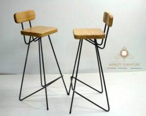 model kursi cafe kaki besi terbaru