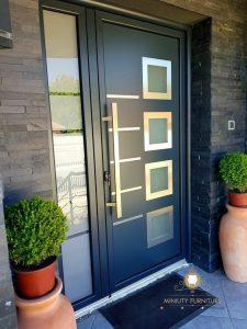 model pintu rumah modern