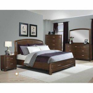 set kamar tidur minimalis klasik