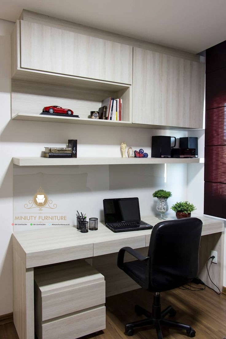 Furniture Meja Kerja Minimalis - Design Rumah Minimalisss