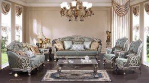 sofa ruang tamu ukir jepara modern