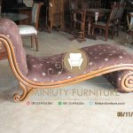 sofa santai lengkung model terbaru