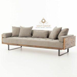 bangku sofa minimalis modern