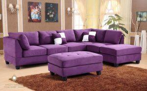 sofa tamu sudut modern jepara