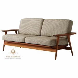 bangku sofa cafe minimalis modern