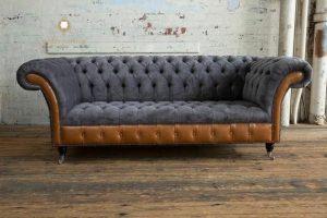 bangku sofa modern terbaru jepara