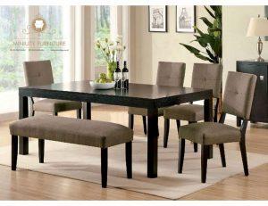 meja makan minimalis modern terbaru