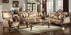 model sofa tamu classic mewah elegant