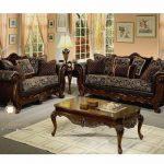 sofa tamu ukir elegant eropa style