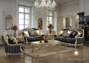 living room sofa set ukir mewah elegant duco putih turki arabian