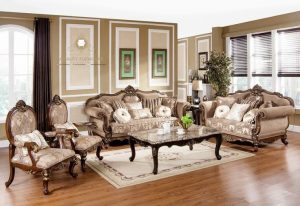 living room classic elegant