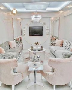 living room sofa mewah modern