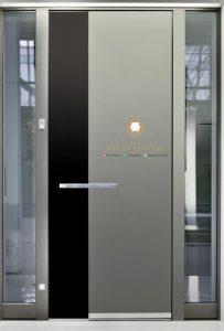 pintu rumah mewah modern terbaru kayu jepara