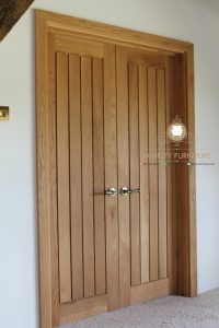 pintu rumah minimalis kayu jati terbaru
