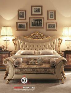 dipan master bed room ukir mewah luxury turki arab