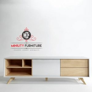 model bufet tv minimalis modern