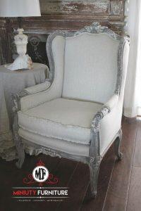 model kursi santai dan kursi makan klasik modern