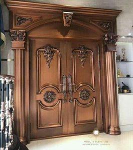 model pintu rumah kupu tarung mewah elegant terbaru