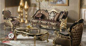 set sofa tamu ukir mewah elegant luxury turki arabian style terbaru