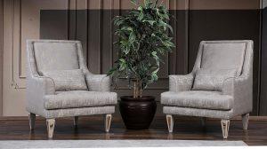 kursi santai ruang keluarga