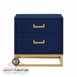 drawer mewah modern kaki stanlis gold
