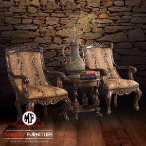 kursi sofa santai ruang keluarga terbaru