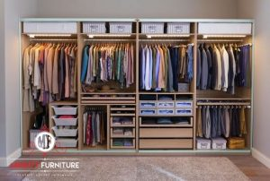 lemari pakaian minimalis model terbaru multiplek