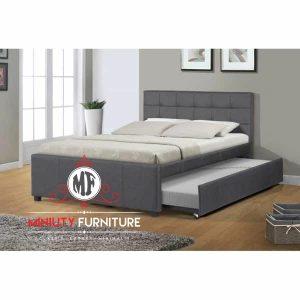 dipan minimalis modern 2 tempat tidur
